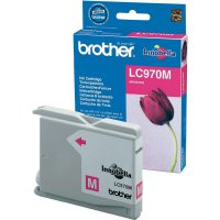 Cartridge Brother LC-970, LC970M, magenta