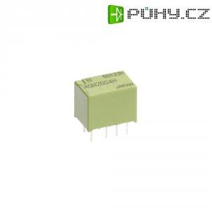 Relé ovládání signálů GN 1 A, Print 12 V/DC 1 A 2 přepínací kontakty Panasonic AGN20012 1 ks