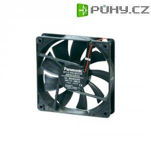 DC ventilátor Panasonic ASFN14372, 120 x 120 x 25 mm, 24 V/DC