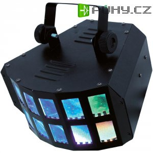 LED efektový reflektor Eurolite D-12, 51918509, 10 W, multicolour