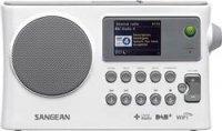 Internetové a DAB+ rádio Sangean WFR-28C, bílá