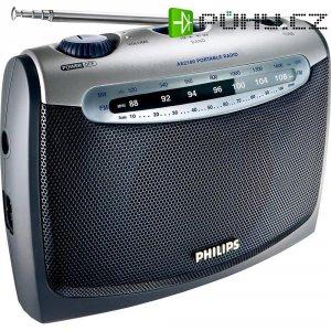 Kufříkové rádio Philips AE 2160