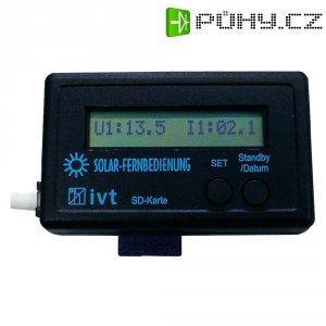 Dálkové ovládání IVT pro solární regulátor nabíjení MPPT