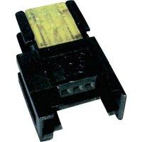 Nízkonapěťová svorka 3M, 37304-3122-000 FL, 0,14 - 0,25 mm², 4pólová, žlutá