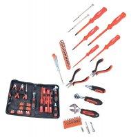 Sada nástrojů pro elektroniku, 45 ks