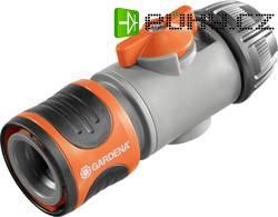 """Stopspojka s regulačním ventilem Gardena 13 mm (1/2 \"""")"""