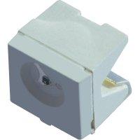 SMD LED PLCC2 Kingbright, KA-4040QBS-D, 20 mA, 3,3 V, 120 °, 220 mcd, modrá