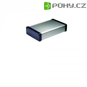 Profilové pouzdro hliník Hammond Electronics 1455N1202BK 120 x 103 x 53 černá 1 ks