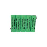 Akupack Emmerich Ready to Use AA, 2200 mAh, 6 V