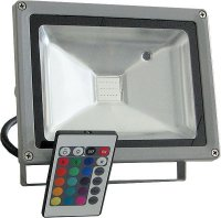 Reflektor LED 20W RGB