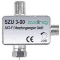 Regulátor zisku satelitního signálu Axing, SZU 3-00, 0,5 - 20 dB, 0,1 - 2400 MHz