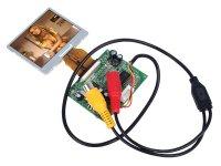 """LCD modul s 2,5"""" displejem"""