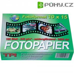 Fotopapír TPI 10X15 240G 101 listů POLOLESK