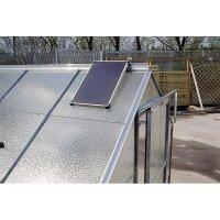 Solární větrací systém Esotec Solar 103008, 12 V, 5 W