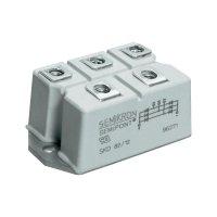 Výkonný můstkový usměrňovač SKB Semikron SKB52/16, U(RRM) 1600 V, Semipont® 3
