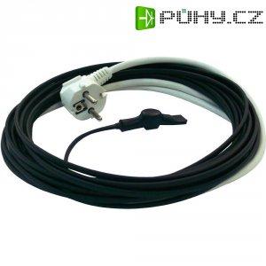 Topný kabel s ochranným termostatem Arnold Rak HK-18.0-F, 230 V/270 W, 18 m