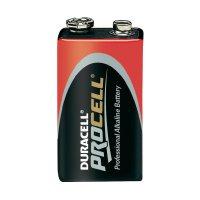 Alkalická baterie Duracell ProCell, 9 V
