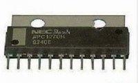 uPC12170H - budič pro výkonový nf zesilovač, NEC, SIL12