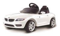 Auto elektrické BMW Z4 bílé