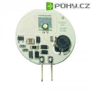 LED žárovka, 61001326, G4, 1,5 W, 30 V, teplá bílá