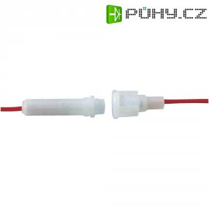 Držák pojistky rozměru 5 x 20 mm, 250 V/AC, 5 A