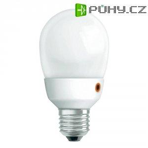 Úsporná žárovka kulatá se senzorem Osram Dulux Intell. Sensor E27, 11 W, teplá bílá