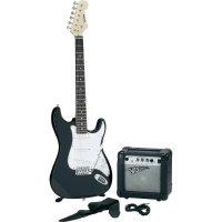 Sada elektrická kytara + kombo MSA Vision GW-15