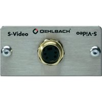 Adaptér PRO IN S-VIDEO Oehlbach, připojovací kabely