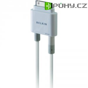 Video/audio kabel Belkin pro iPhone/iPod Apple, jack 3,5 mm, 1,2 m