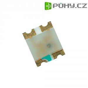 SMD LED Avago Technologies, HSMF-C169, 10 mA, 1,8 V, 120 °, 35 mcd, jantarová/modrá