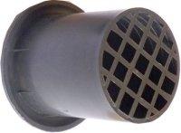 Otvor pro basreflex průměr 50x60mm s mřížkou