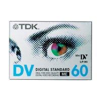 Kazeta TDK DVM 5ks 60 min