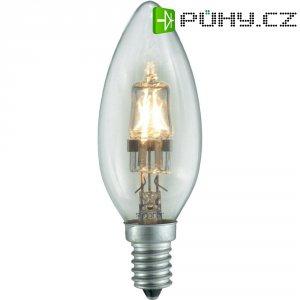 Halogenová žárovka Sygonix, E14, 42 W, 97 mm, stmívatelná, teplá bílá