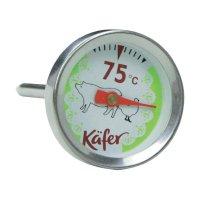 Analogový vpichovací teploměr na vepřové/kuřecí maso Käfer T419S