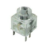 Tlačítko bez krytky Schlegel, BFL5, 250 V