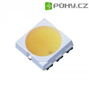 SMD LED PLCC6 LG Innotek, LEMWS52P80JZ00, 60 mA, 2,9 V, 120 °, teplá bílá