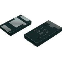 SMD tantalový kondenzátor Panasonic polymer 16TQC100MYF, 100 µF, 16 V, 20 %, 7,3 x 4,3 mm