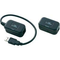 Prodloužení USB přes síťový kabel RJ45 USB Extender