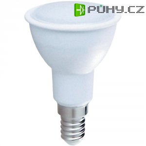 LED žárovka Müller Licht PAR16, E14, 3 W, 230 V, teplá bílá