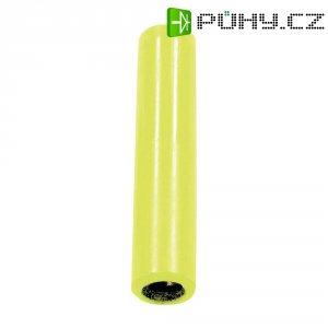 Propojovací spojka MultiContact 24.0142-24, PVC, rovná, žlutá