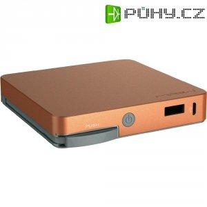 Mobilní akumulátor Powerbank Mipow Power Cube SP8000L-OR, Li-Pol 8000 mAh, oranžová