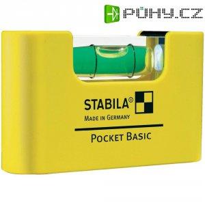Mini vodováha Stabila Pocket Basic 17773, 68 mm