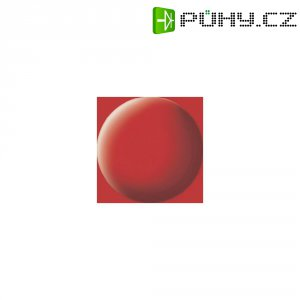 Airbrush barva Revell Aqua Color, 18 ml, karmínově červená matná