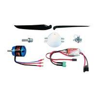 Sada Brushless motoru Multiplex EasyGlider Pro Tuning