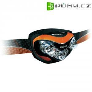 LED čelovka 7 LED Energizer, 631638, černá/oranžová