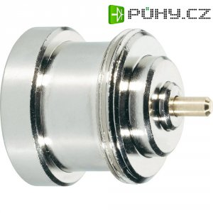Mosazný adaptér termostatu Comap 700 100 007 vhodný pro topné těleso Comap, M28 x 1,5