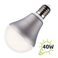 Žárovka LED A60 E14/230V 4W - bílá teplá MINI