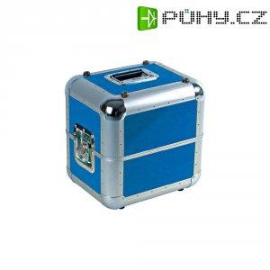 Hliníkový box na LP, modrá