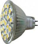 LED žárovky MR16 (GU 5.3) - 12V