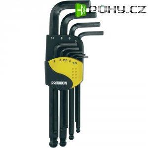 Inbus sada zahnutých klíčů Proxxon Micromot 23946, 9dílná
